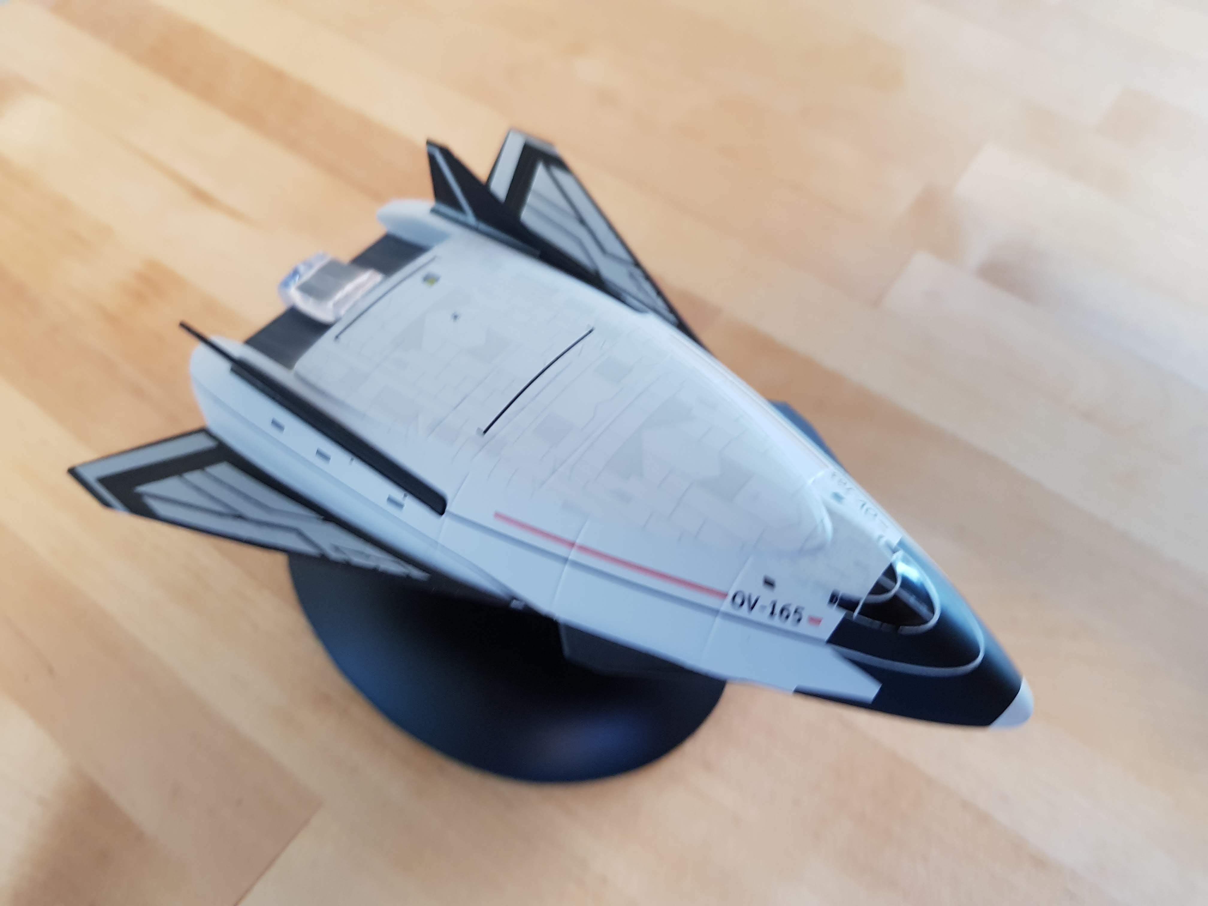 Star Trek Ov-165 2018, Toy NEU Star Trek Starships